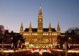 Коледа във Виена - със самолет и водач на български език